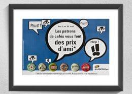 Franck Artaud crée vos affiches et vos annonces presse