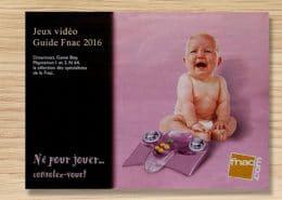 Franck Artaud a crée un catalogue pour la FNAC