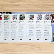 Franck Artaud, infographiste à Nantes a crée un catalogue pour la FNAC