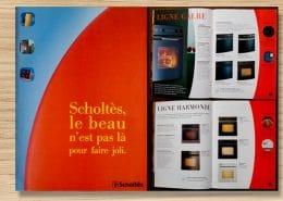 Franck ARTAUD a crée ce catalogue Scholtes