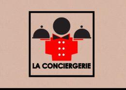 logo de la conciergerie crée par Franck Artaud