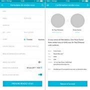 Franck Artaud crée le webdesign UI et UX de votre application