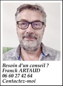 Franck Artaud webdesigner à Nantes
