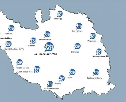 formations pao et formations web en Vendée (85)