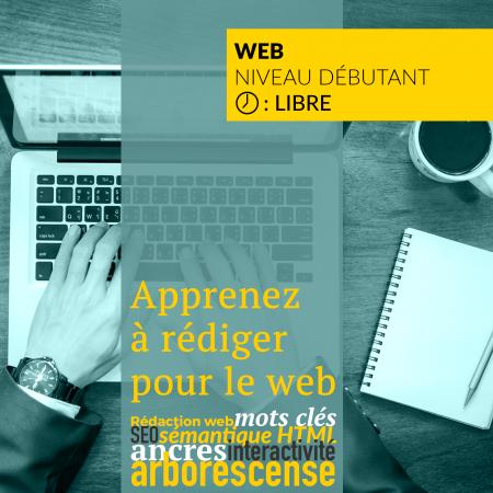 Apprenez à rédiger pour le web